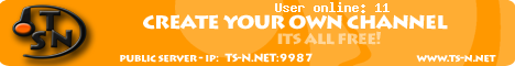 TSN TeamSpeak Sponsoring