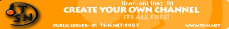 TS3 Sponsoring